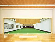 画像:弓道場
