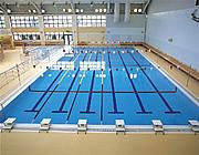 画像:25m競泳プール