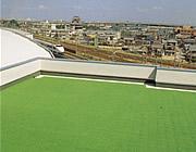 画像:屋上広場(最上階)