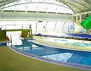 アルコ清州の流水プール