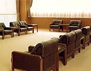 画像:特別会議室