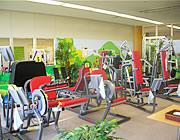 画像:トレーニングルーム