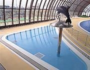 アルコ清州の幼児プール