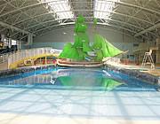 アルコ清州の造船プール
